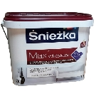 Краска Sniezka MAX WHITE LATEX 10 л.